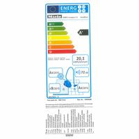 Miele Compact C2 Hardfloor Ecoline SDRP3 - Étiquette énergie