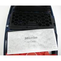 Miele Compact C2 PowerLine - Filtre sortie moteur sorti