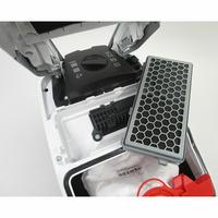 Miele Compact C2 Silence EcoLine SDRK3 - Filtre sortie moteur sorti