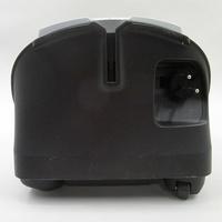 Miele Complete C3 Excellence Ecoline SGSP3 - Fixe tube arrière et sortie de câble