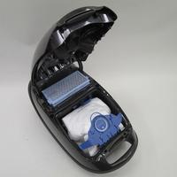 Miele Complete C3 Hardfloor Ecoline SGSP3 - Compartiment à sac ouvert