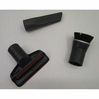 Miele Complete C3 Parquet XL Ecoline SGSP3 - 3 accessoires livrés avec l'appareil : brosse à meubles, brosse textile et suceur