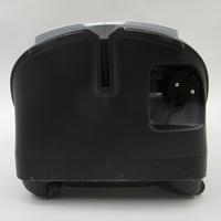 Miele Complete C3 Parquet XL Ecoline SGSP3 - Fixe tube arrière et sortie de câble