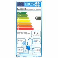Miele Complete C3 Silence Hardfloor SGSK3 - Étiquette énergie