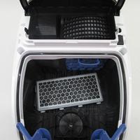 Miele Complete C3 Silence SGSK3 - Filtre sortie moteur sorti