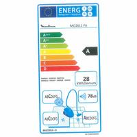 Moulinex MO2611PA City Space - Étiquette énergie