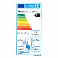 Moulinex MO5233PA Compacteo Ergo - Étiquette énergie