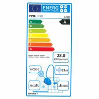 Proline (Darty) BL700A - Étiquette énergie