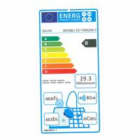 Qilive (Auchan) Q.5550 855386 CS-T4002AE-7 - Étiquette énergie