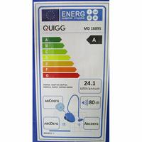Quigg (Aldi) MD16895 - Étiquette énergie
