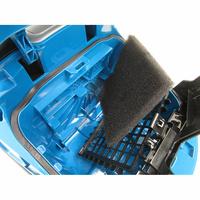Rowenta RO6381EA Silence Force Compact 4A+AAA Home & Car Pro - Filtre entrée moteur sorti