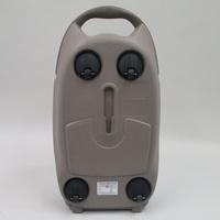 Rowenta RO6477EA Silence Force 4A - Fixe tube vertical et roulettes