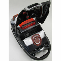Rowenta RO6495EA Silence Force 4A+ Full Care - Compartiment à sac ouvert