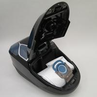 Rowenta RO6855EA X-Trem Power Allergy +  - Compartiment à sac ouvert