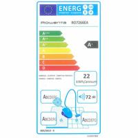 Rowenta RO7266EA X-Trem Power Cyclonic - Étiquette énergie
