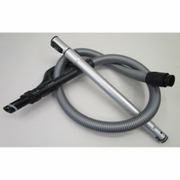 Rowenta RO7321EA Silence Force Parquet - Flexible et tube métal télescopique