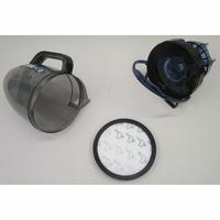 Rowenta RO7691EA Silence Force Cyclonic 4A+ Animal Care Pro - Réservoir à poussières avec son filtre sorti