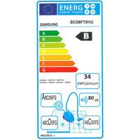 Samsung SC08F70HU Motion Sync Design VC08F70HNUR/EF - Étiquette énergie