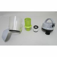 Selecline (Auchan) CS-T3301-6 855383 - Réservoir à poussières avec son filtre sorti