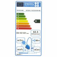 Selecline (Auchan) XC3514CW-80/871031 - Étiquette énergie