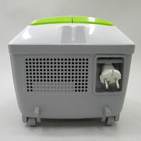 Selecline (Auchan) XD3514AW-120/870636 - Fixe tube arrière et sortie de câble