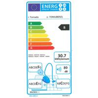 Tornado TOML8805EL Mobilité - Étiquette énergie