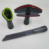 Vax Air Revolve C85-AC-PH-E - 3 accessoires livrés avec l'appareil : brosse à meubles, brosse textile et suceur