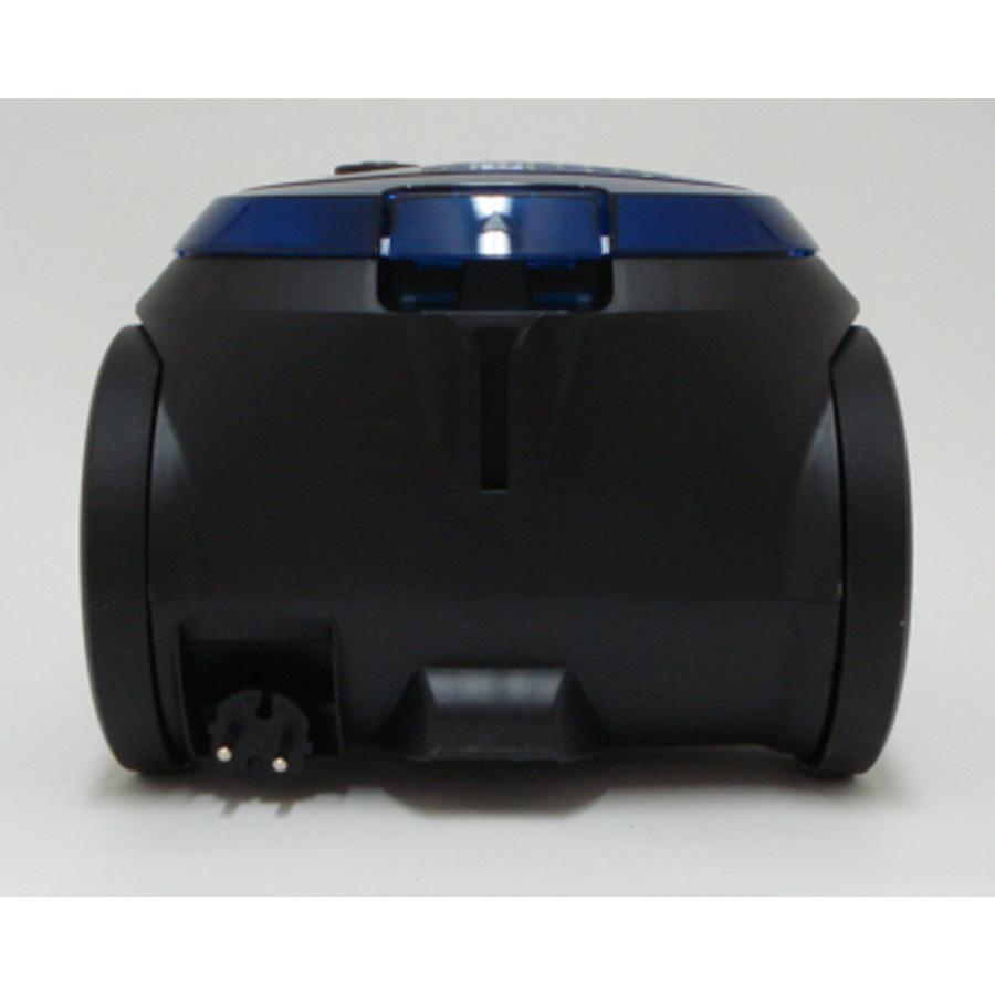 Bosch BGB2B111 GL-20 BagBagless - Fixe tube arrière et sortie de câble