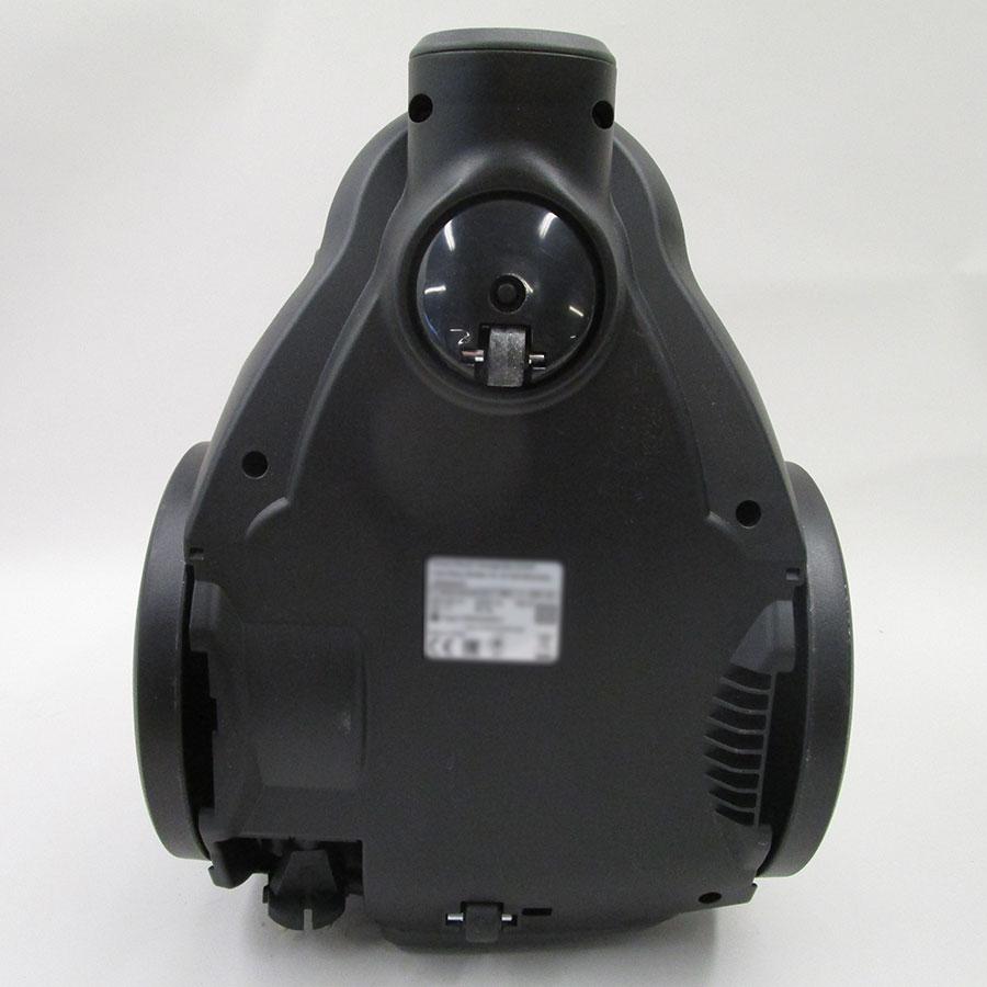 Bosch BGC05AAA1 GS05 Cleann'n - Roulette pivotante à 360°