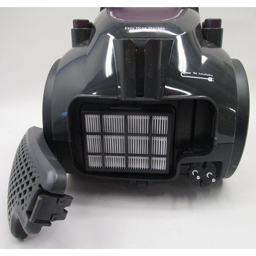 Bosch BGC05AAA1 GS05 Cleann'n - Filtre sortie moteur