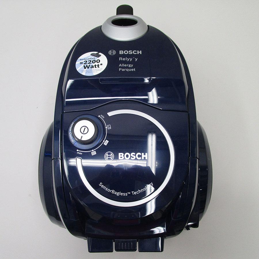 Bosch BGC3U130 Relyy'y GS-30 - Vue de dessus