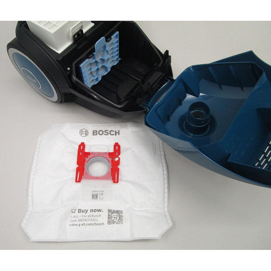 Bosch BGL25KMON MoveOn Mini - Sac à poussières