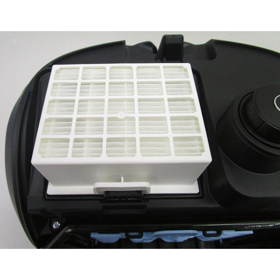 Bosch BGL25KMON MoveOn Mini - Filtre sortie moteur