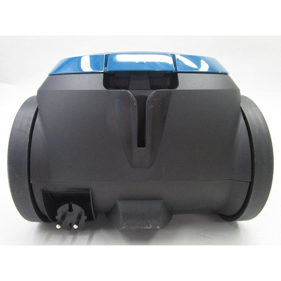 Bosch BGL25KMON MoveOn Mini - Fixe tube arrière et sortie de câble