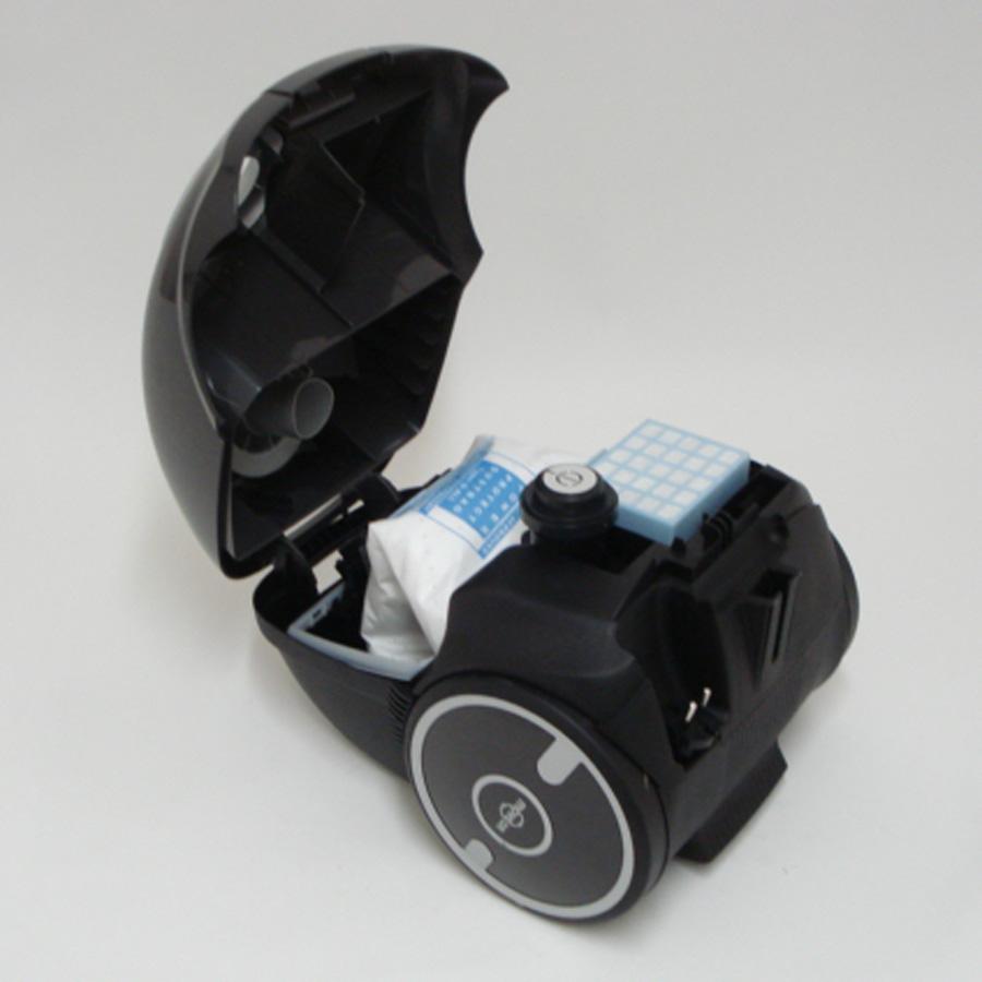 Bosch BGL35MON9 MoveOn - Compartiment à sac ouvert