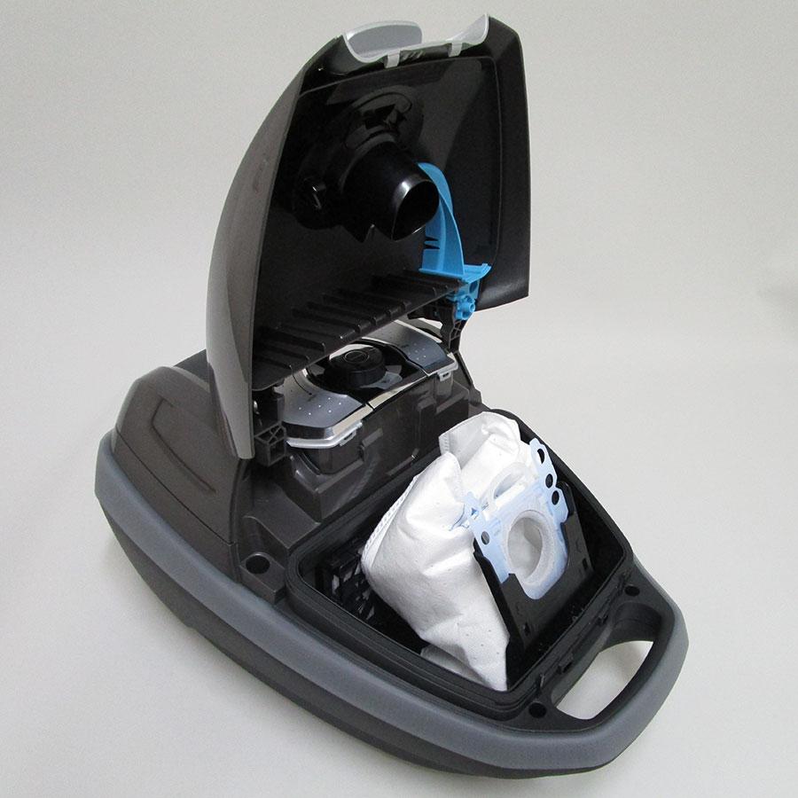 Bosch BGL8PERF4-GL-80 Ingenius - Compartiment à sac ouvert