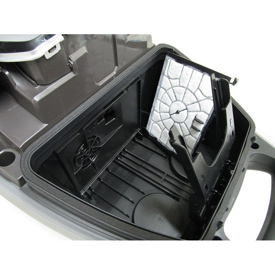 Bosch BGL8PERF4-GL-80 Ingenius - Filtre entrée moteur sorti