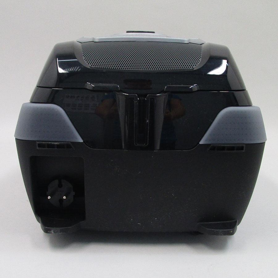 Bosch BGL8SIL2 GL-80 Ingenius - Fixe tube arrière et sortie de câble