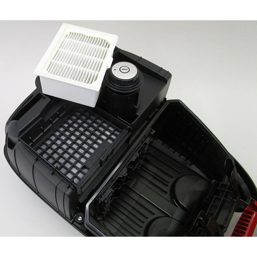 Bosch BGLS4PERF GL-40S Cosyy'y - Filtre sortie moteur sorti