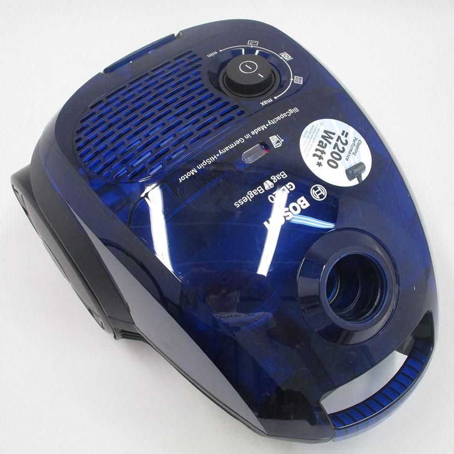 Bosch BGN2B112 GL20 Bag & bagless - Corps de l'aspirateur sans accessoires