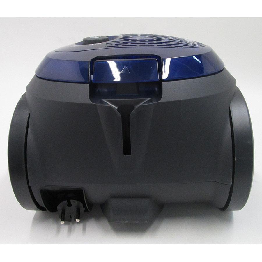 Bosch BGN2B112 GL20 Bag & bagless - Fixe tube arrière et sortie de câble