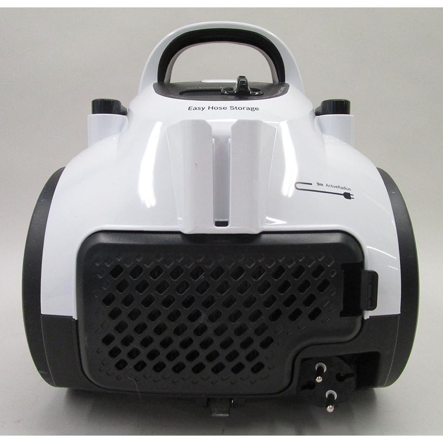 Bosch BGS05A322 GS05 Cleann'n - Fixe tube arrière et sortie de câble
