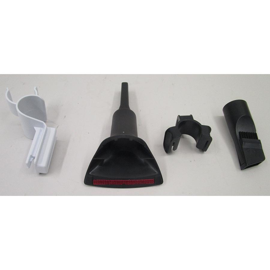 Bosch BGS05A322 GS05 Cleann'n - Accessoires livrés avec l'appareil