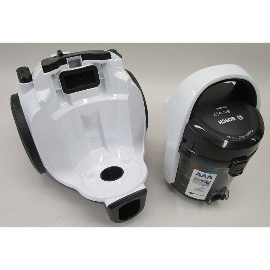 Bosch BGS05A322 GS05 Cleann'n - Bac à poussières sorti