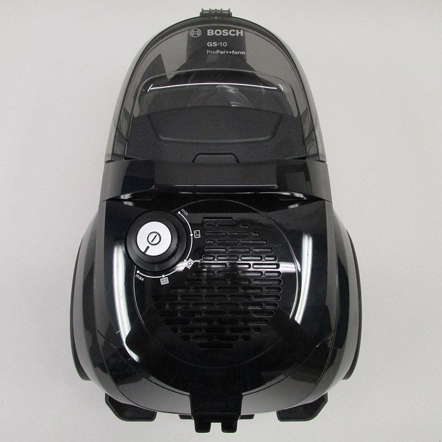 Bosch BGS1UPower GS-10 - Vue de dessus