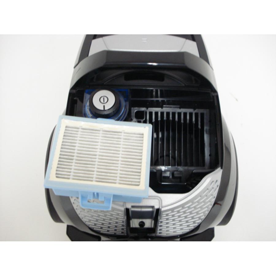 Bosch BGS2230 GS-20 Easyyy - Filtre sortie moteur sorti