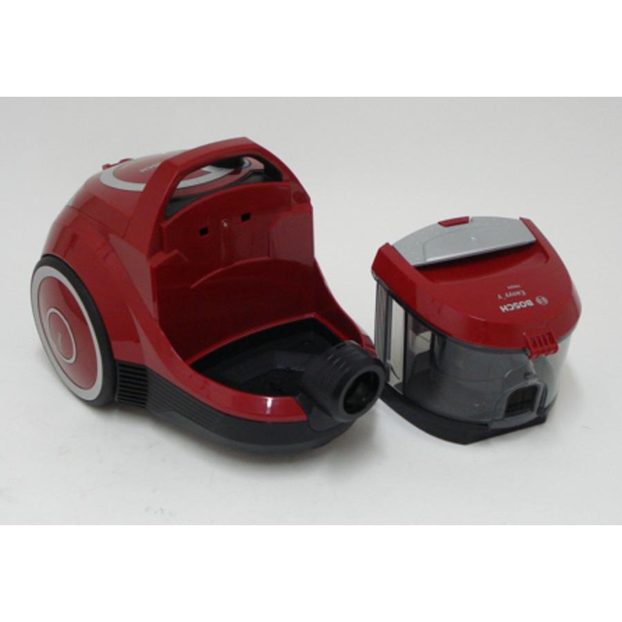Bosch BGS2ALL4 Easyyy - Bac à poussières sorti
