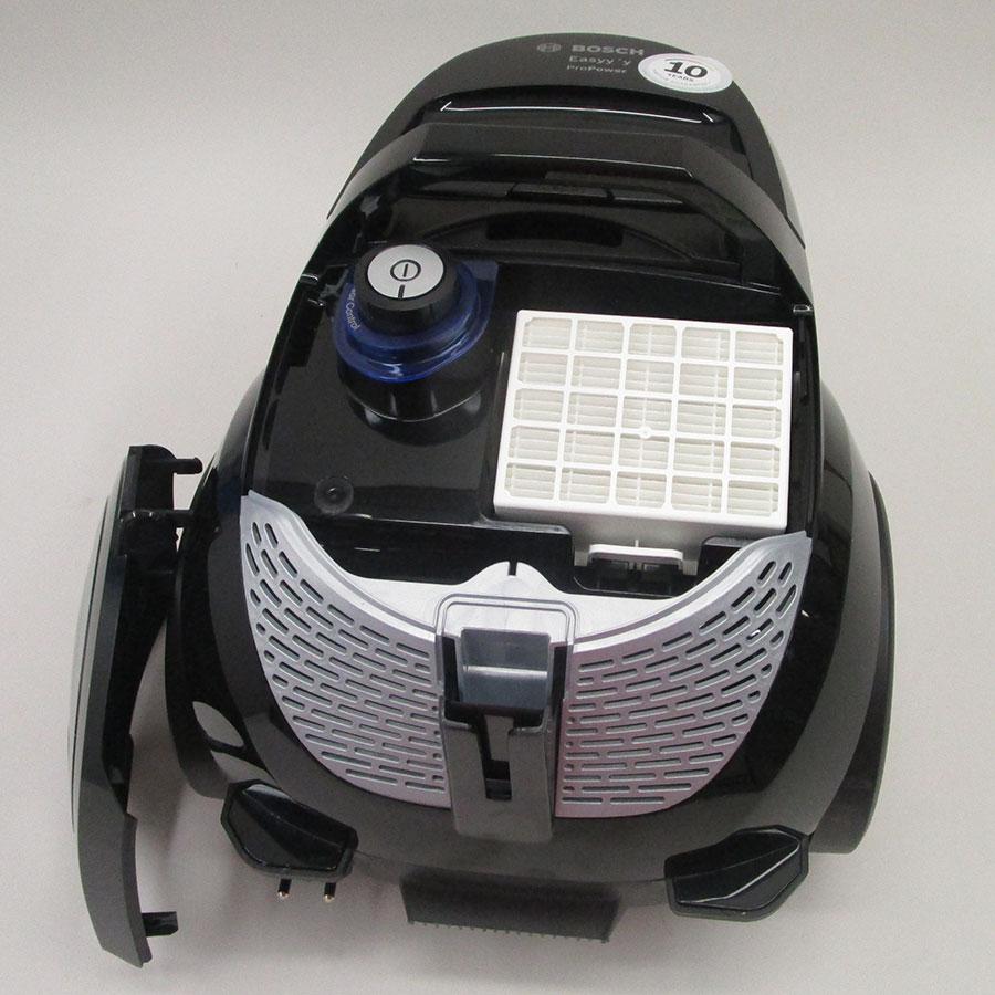 Bosch BGS2POW1 Easyy'y ProPower - Filtre sortie moteur