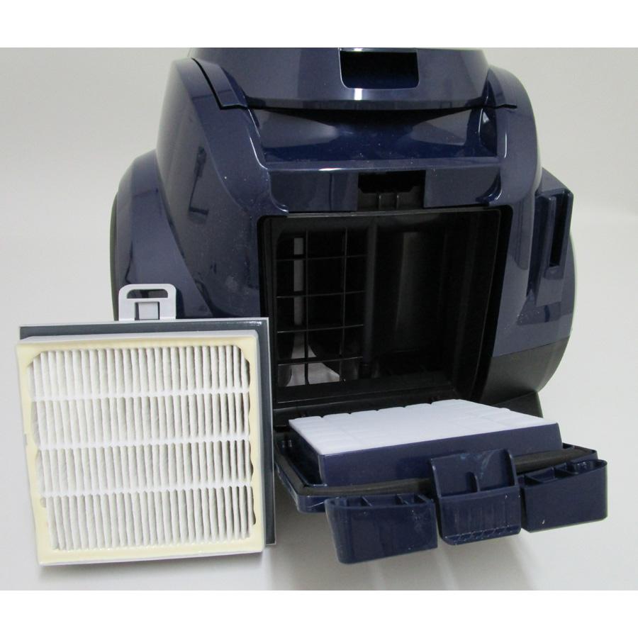 Bosch BGS3210 GS30 Relyyy - Filtre sortie moteur sorti