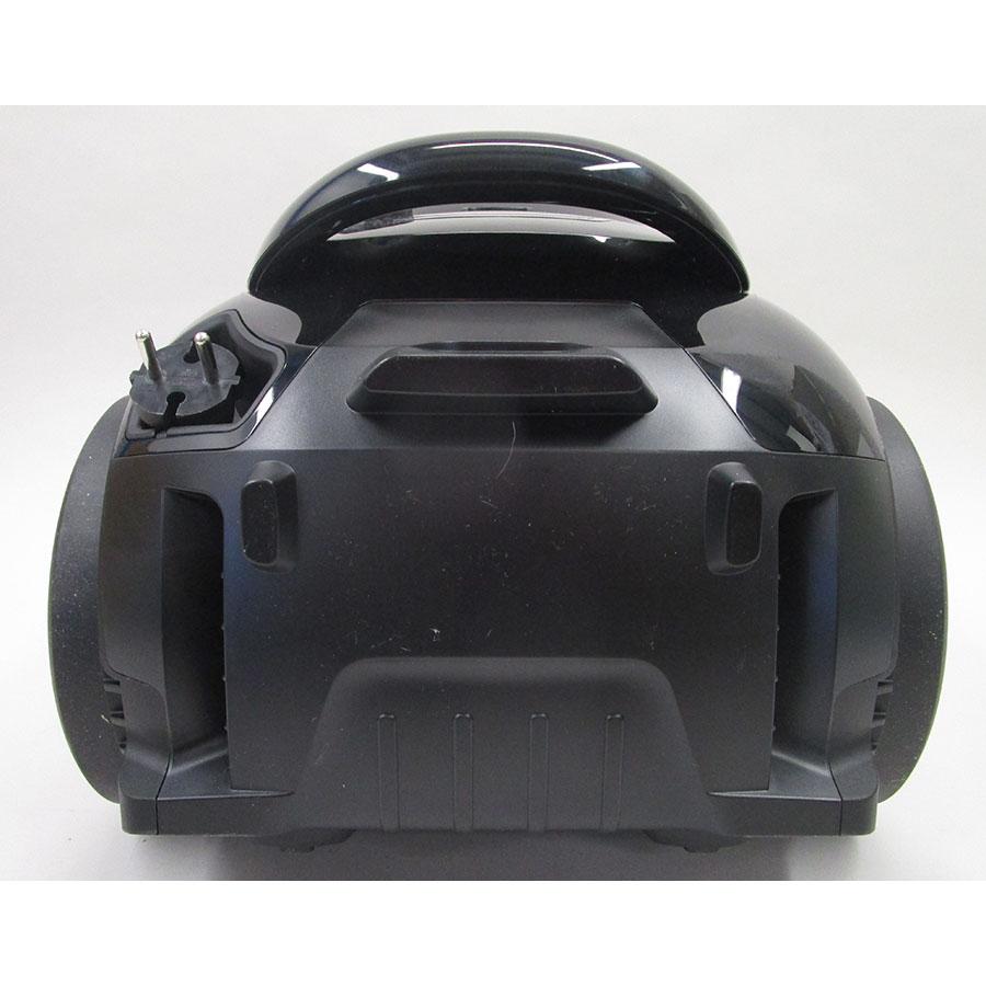 Bosch BGS41SIL66 ProSilence - Sortie de câble